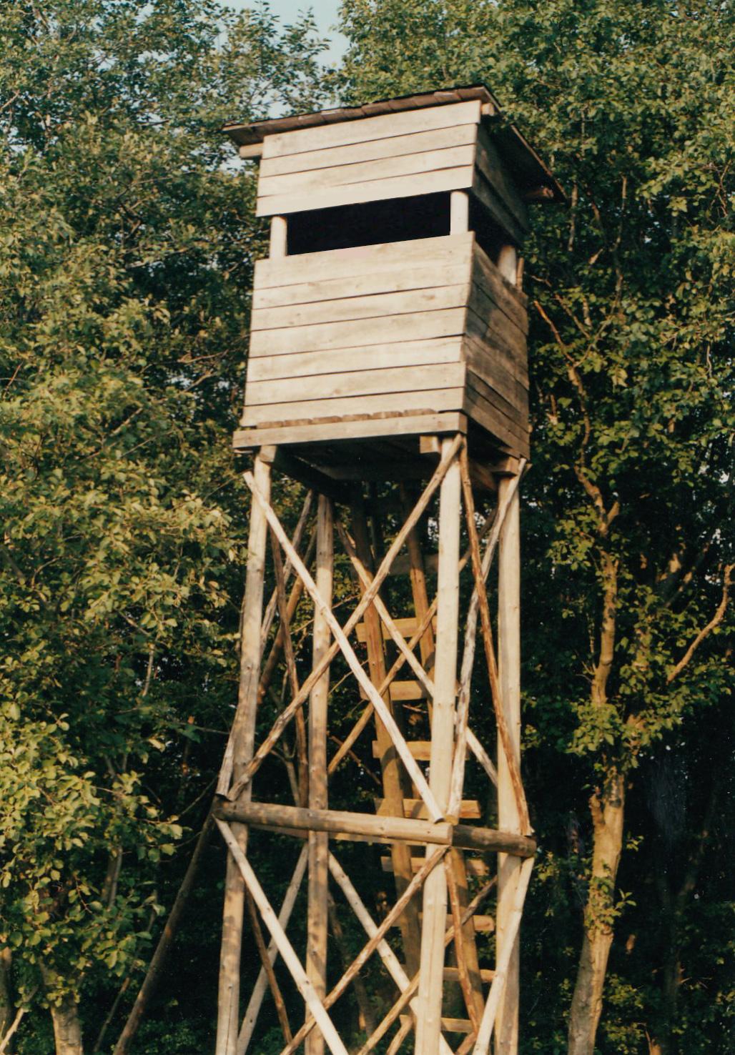 Budka strzelnicza, 1999