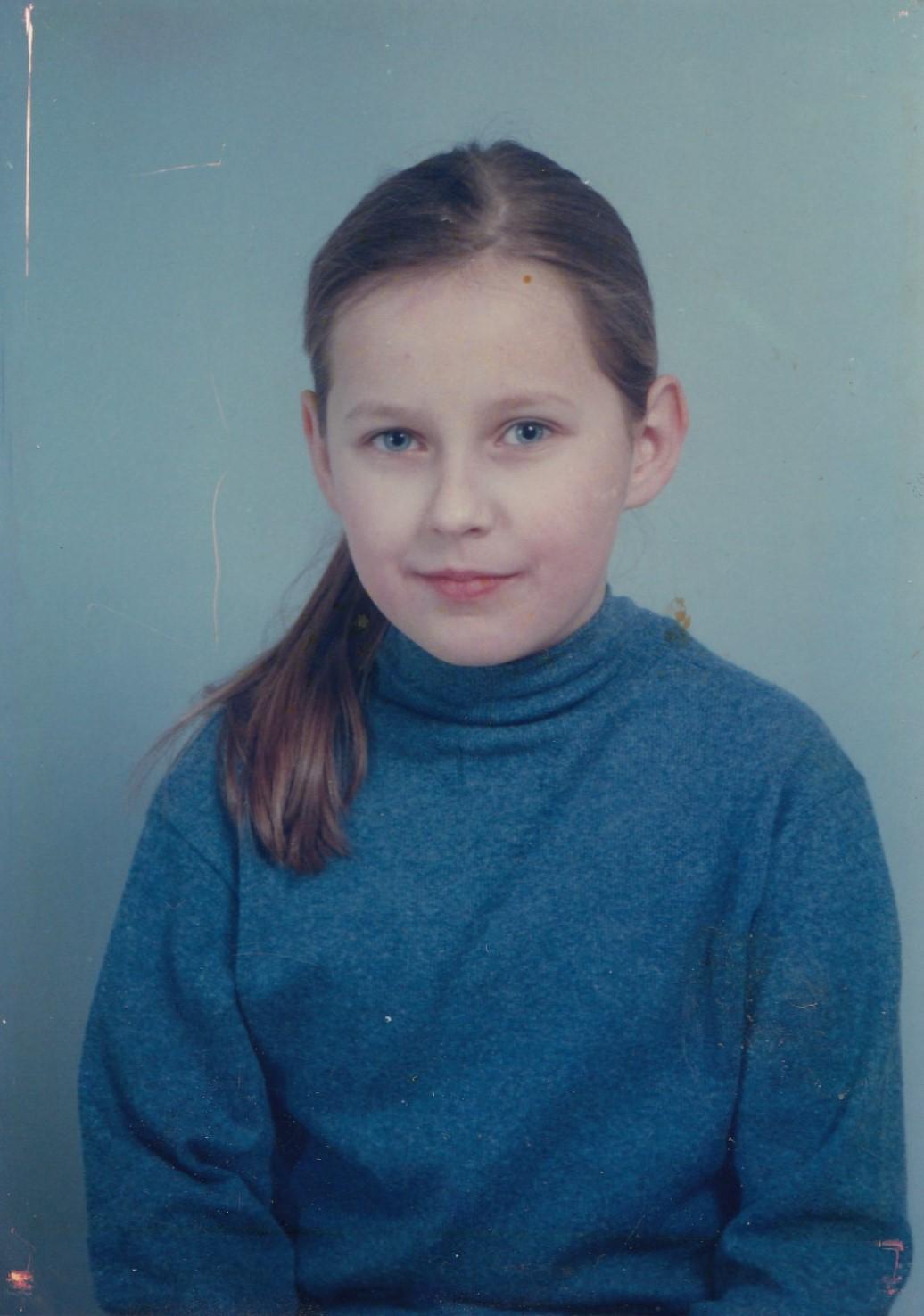 Zdjęcie dolegitymacji szkolnej, 2001