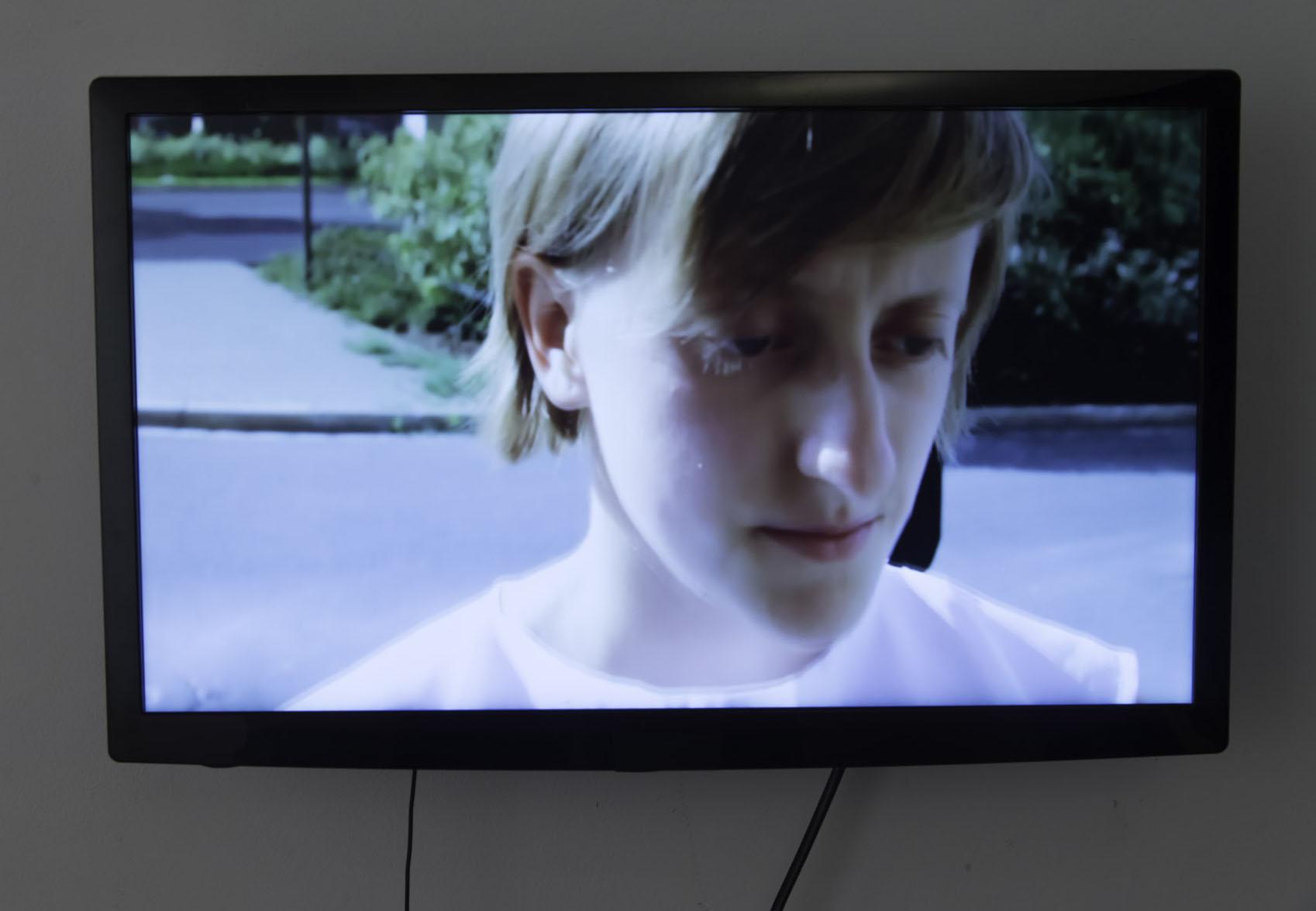 Justyna Orłowska, OCZYSZCZENIE 2013 wideo