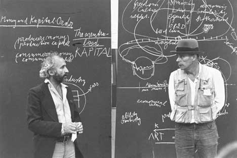 Richard Demarco i Joseph Beuys