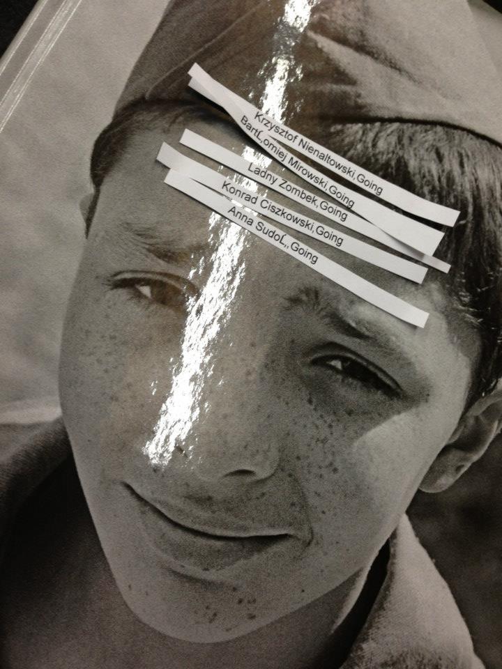 Losowanie albumów Zbigniewa Libery, więcej zdjęć  nastronie galerii Raster naFacebooku