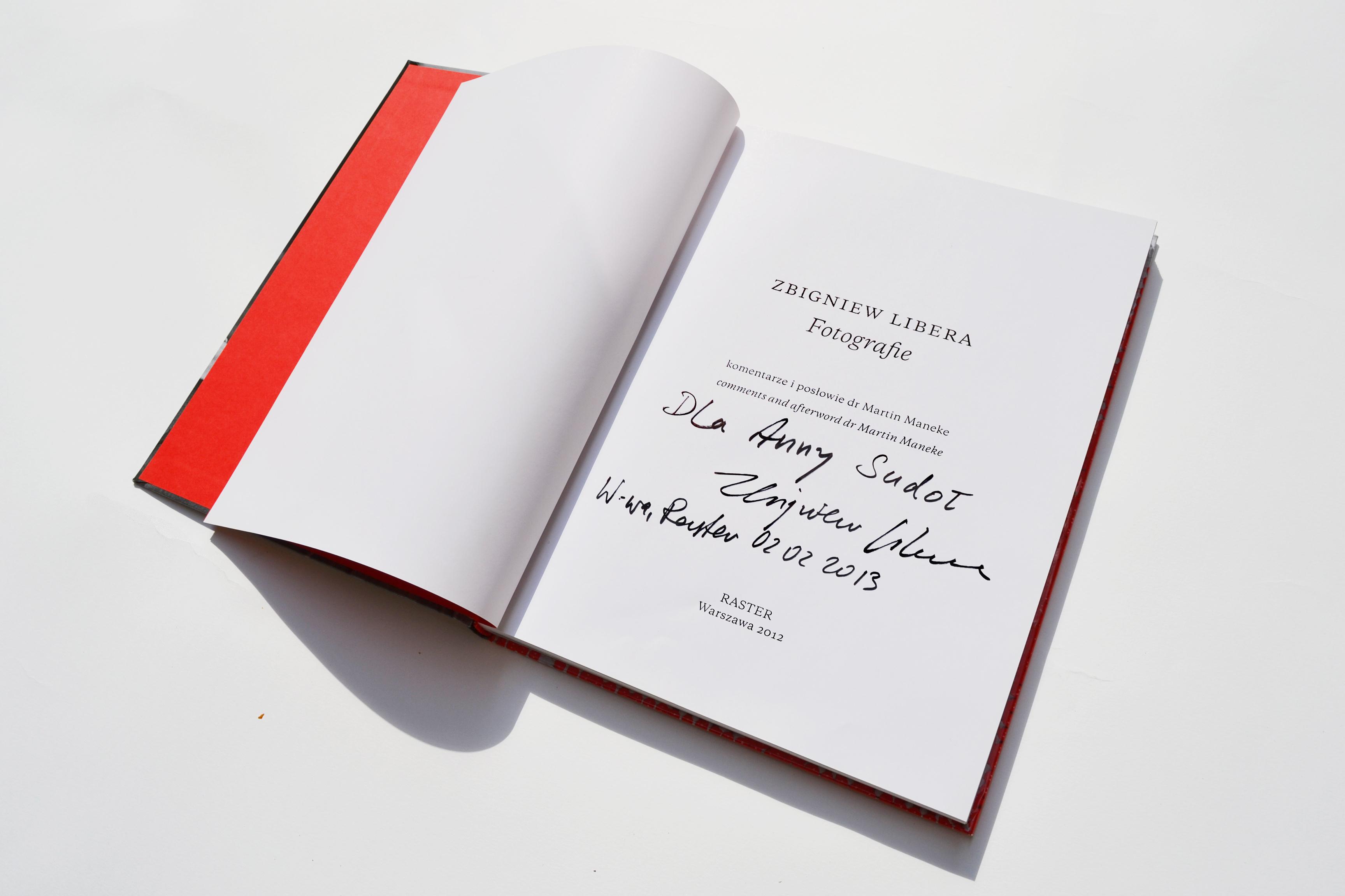 Dla Anny Sudoł Zbigniew Libera, obiekt archiwalny, 2013