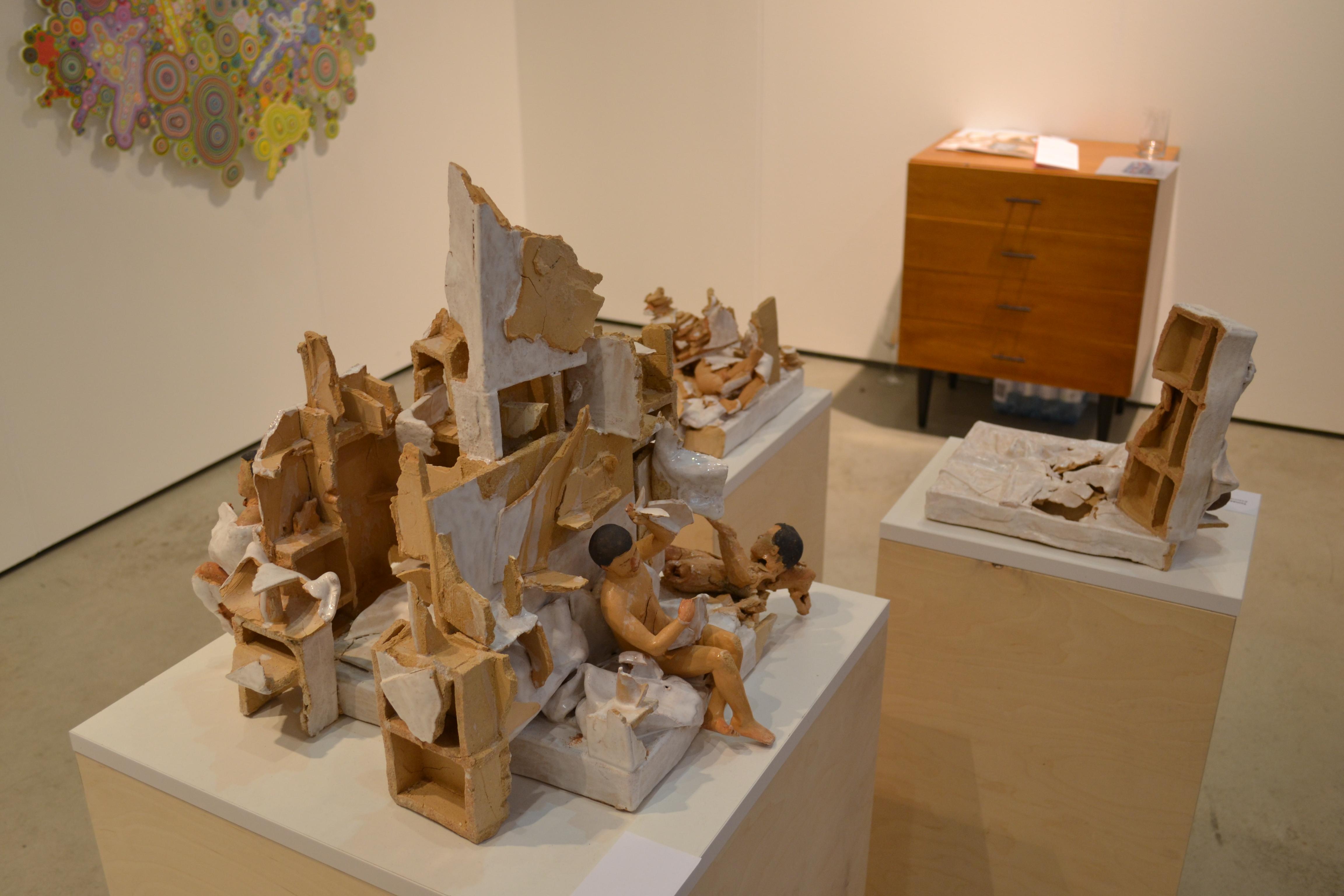 Galeria PROPAGANDA, praca Tomasza Kulki