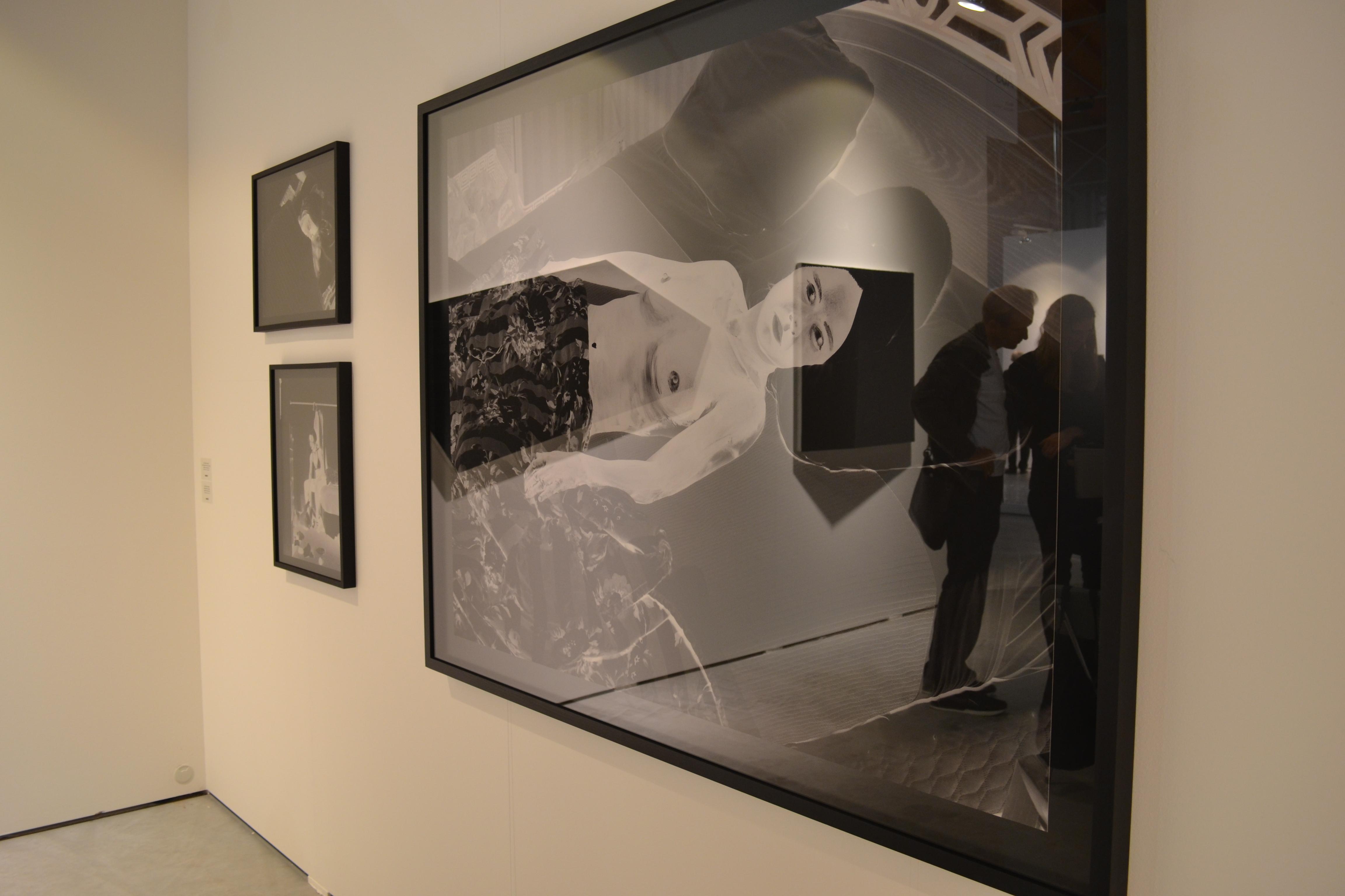 Galeria RASTER, praca Anety Grzeszykowskiej