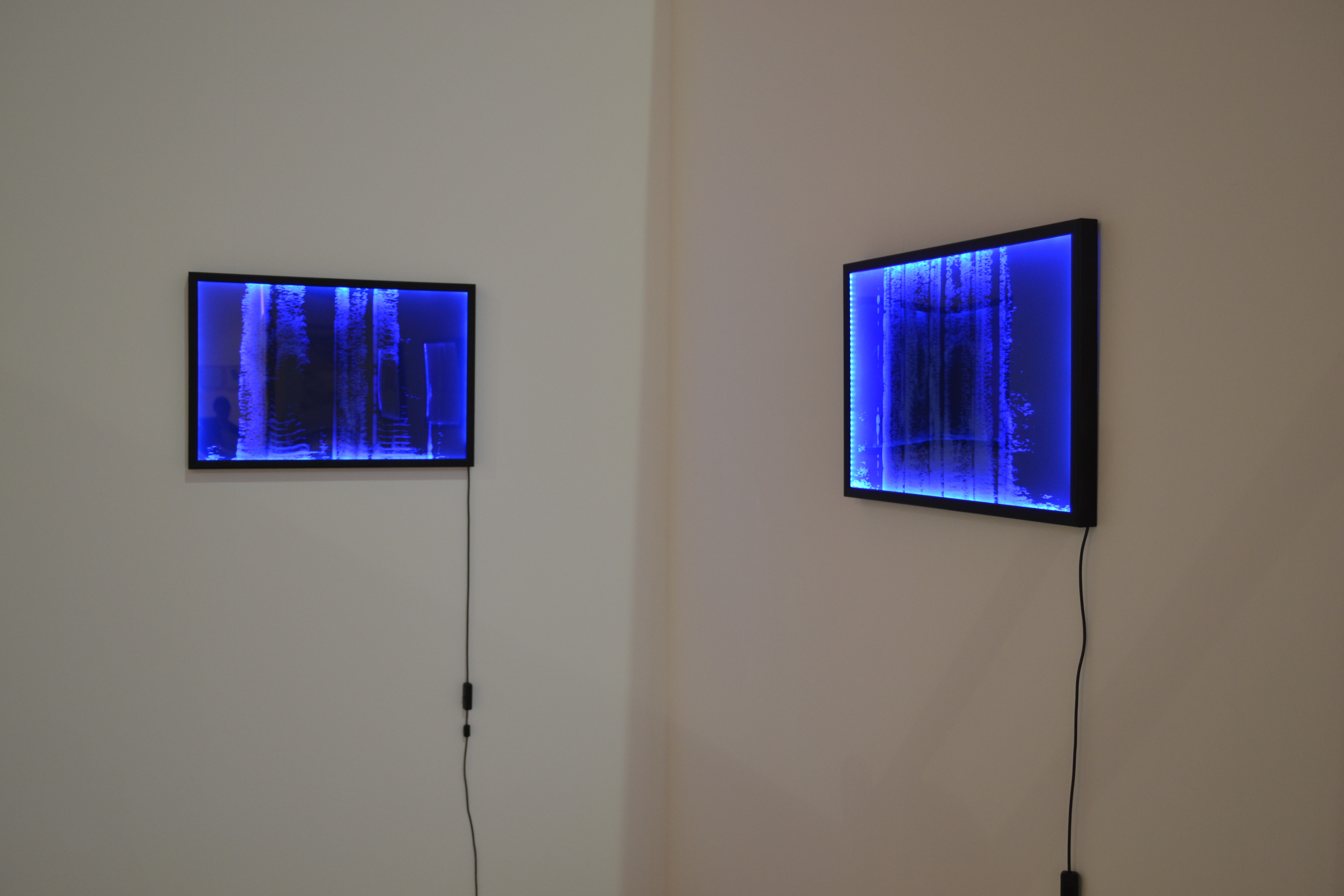 Mario Mauroner Contemporary Art, Ulla Rauter, Centrepin Sound Matrix, 2010