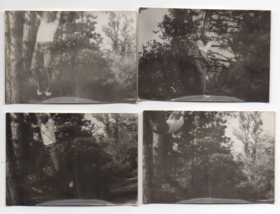 Otwock,1976, fot.Iwona Stegner, archiwum Mirosława Bałki