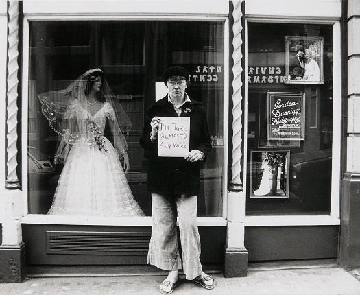 Jo Spence, Najdoskonalszy produkt kapitalizmu, 1979, współpraca: Terry Dennett, dzięki uprzejmości Estate of Jo Spence iRichard Saltoun Gallery, Londyn
