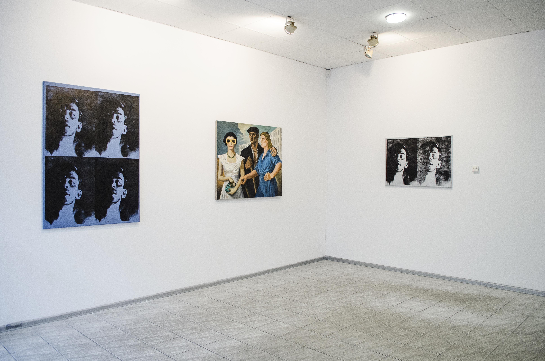 Karol Radziszewski, Art in America, widok wystawy