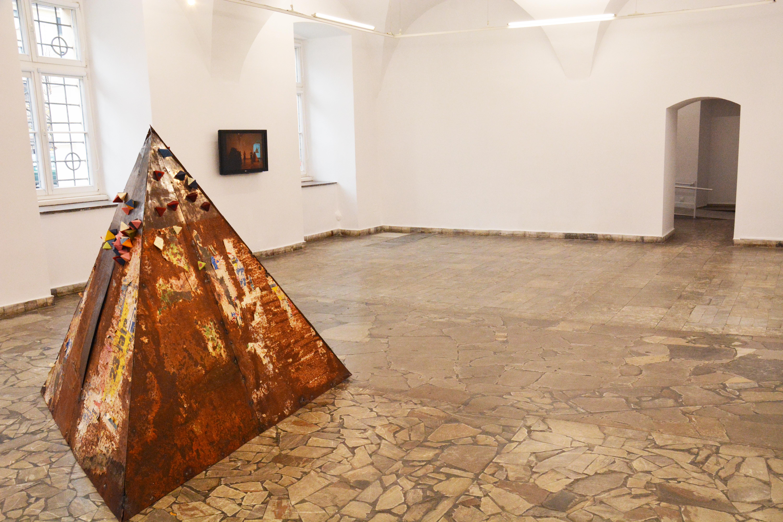 Gra, Łukasz Trusewicz, Galeria im.Jana Tarasina wKaliszu