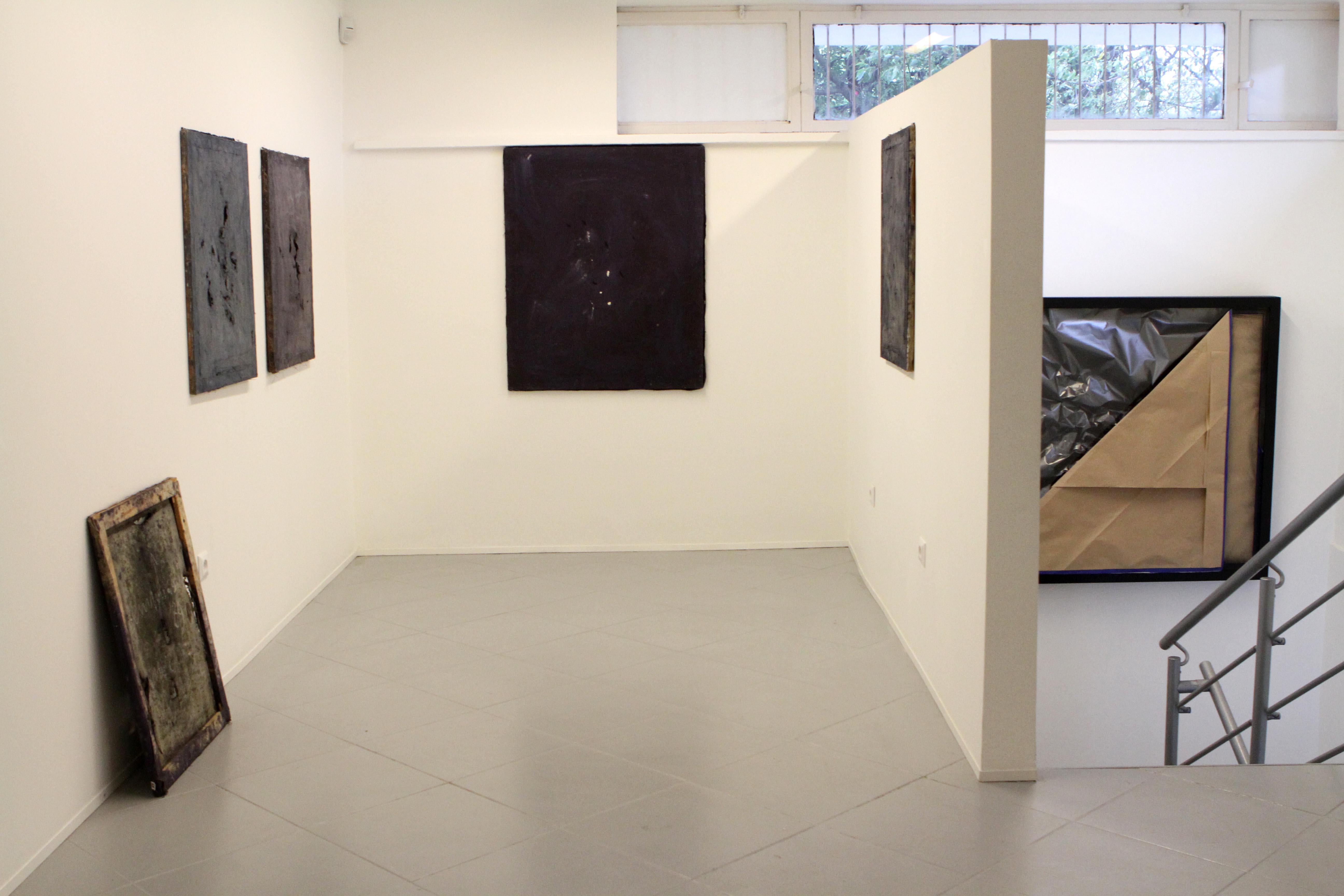 Obiektu dla Obrazu już niema, Galeria Monopol, fot.Leszek Fidusiewicz