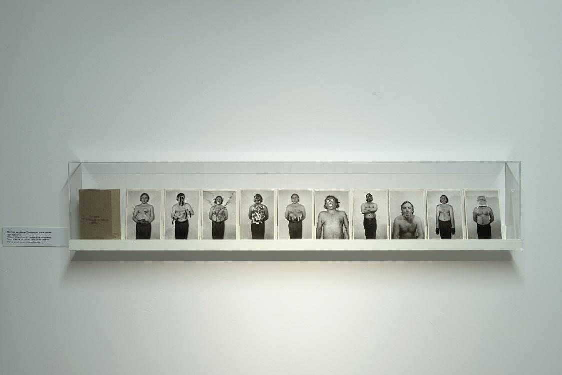 Vlado Martek, Obyczaje nomadów, (1987-1995), 1995. Fot.Małgorzata Kujda, © Muzeum Współczesne Wrocław, 2015