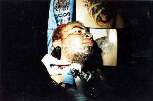 "Mauricio Acevedo ""Ardilla"", Beztytułu (Foco), odbitka kolorowa,1991"