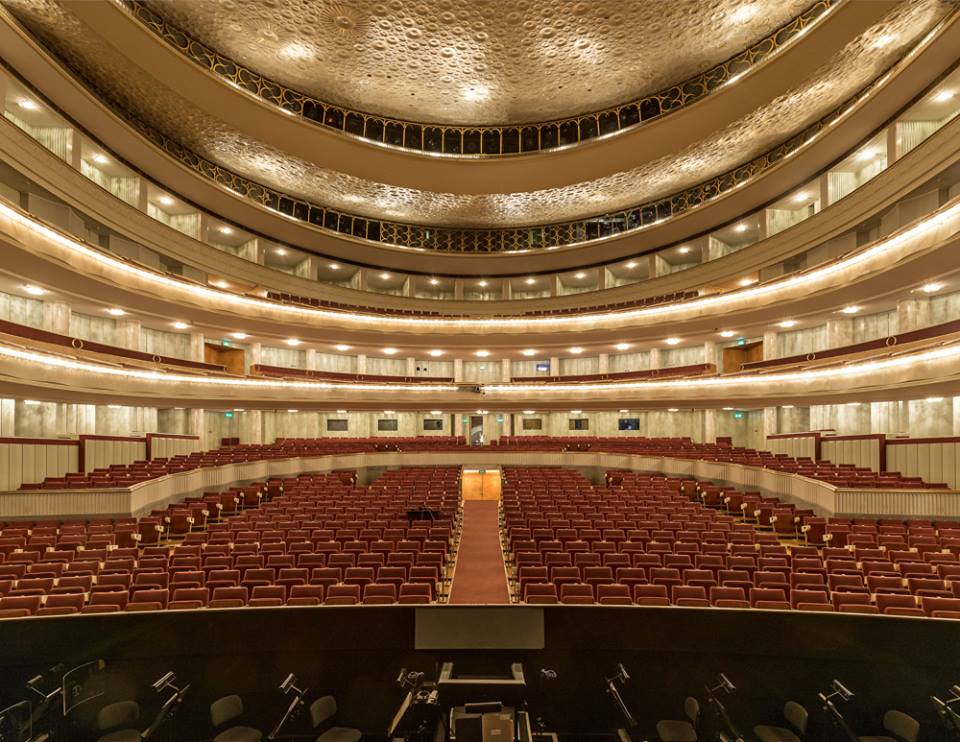 Teatr Wielki - Opera Narodowa, Sala Moniuszki, 2015 r., fot.Nicolas Grospierre