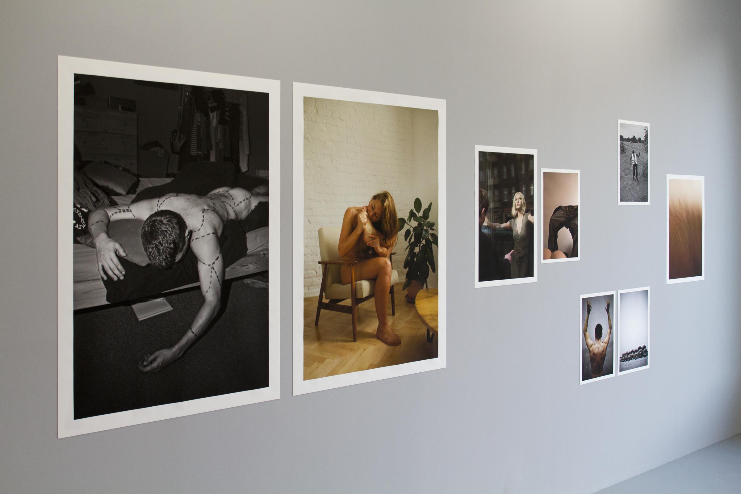 Jakub Jasiukiewicz, Tarcie igrawitacja, Rodríguez Gallery