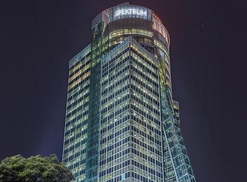 Wizualizacja Spectrum Tower