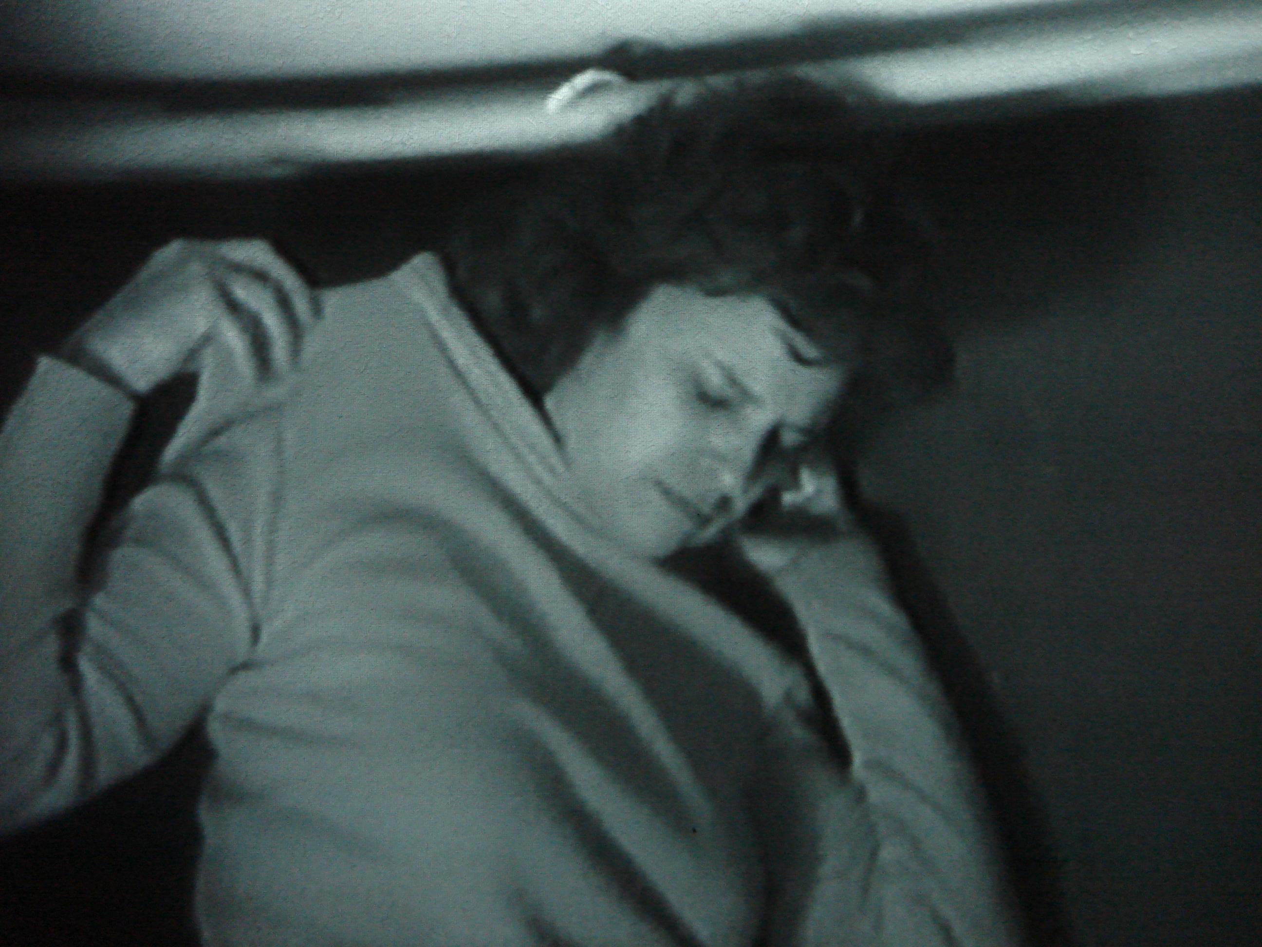 Letícia Parente, Wewnątrz, 1975, dzięki uprzejmości André Parente