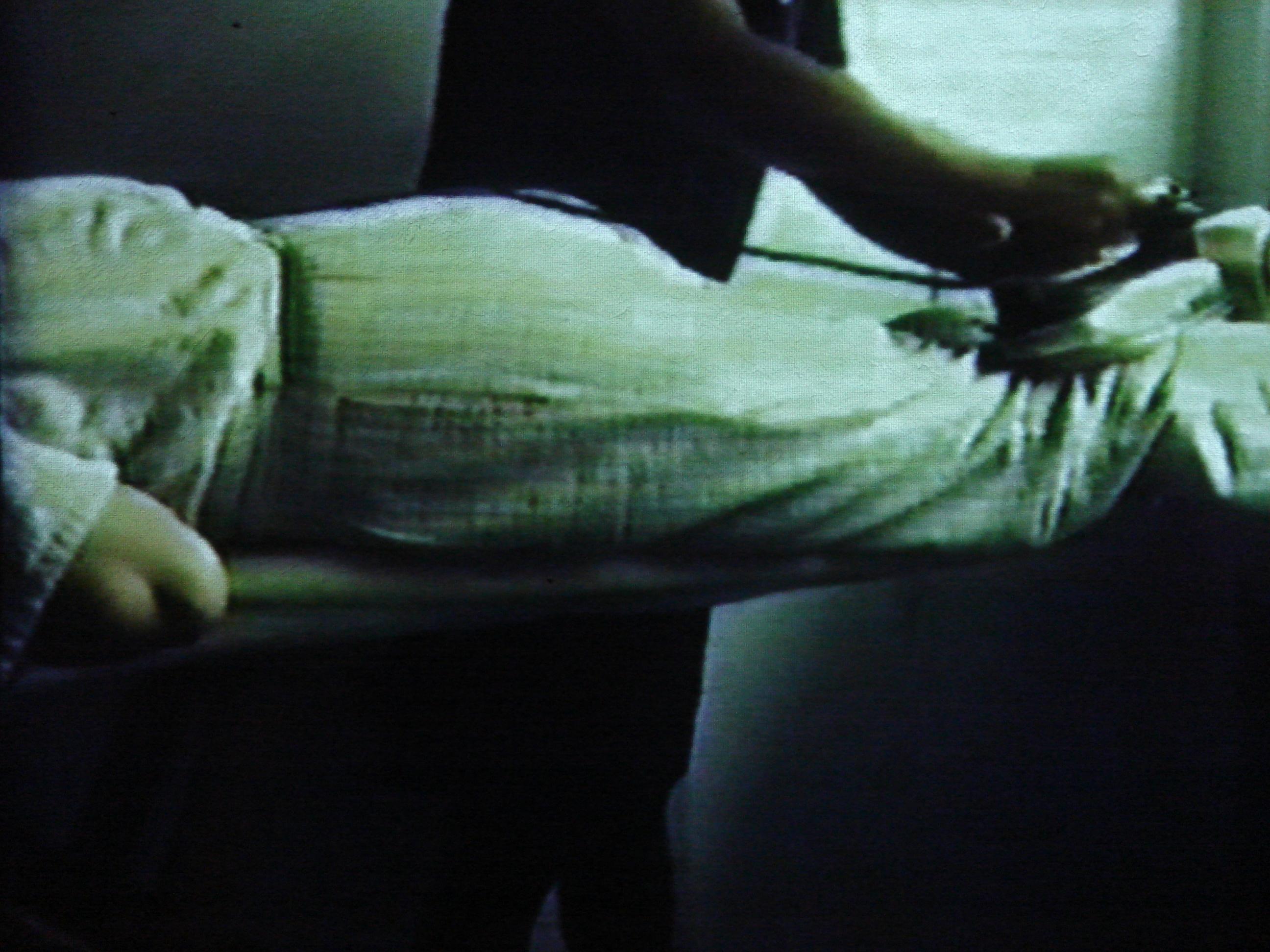 Letícia Parente, Zadanie I, 1982, dzięki uprzejmości André Parente