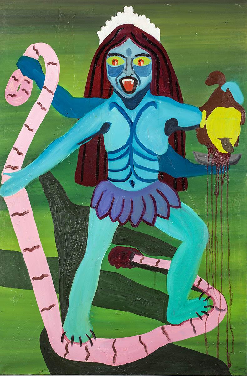 "Malarski agon. Wystawa pokonkursowa 42. Biennale Malarstwa ""Bielska Jesień 2015"""