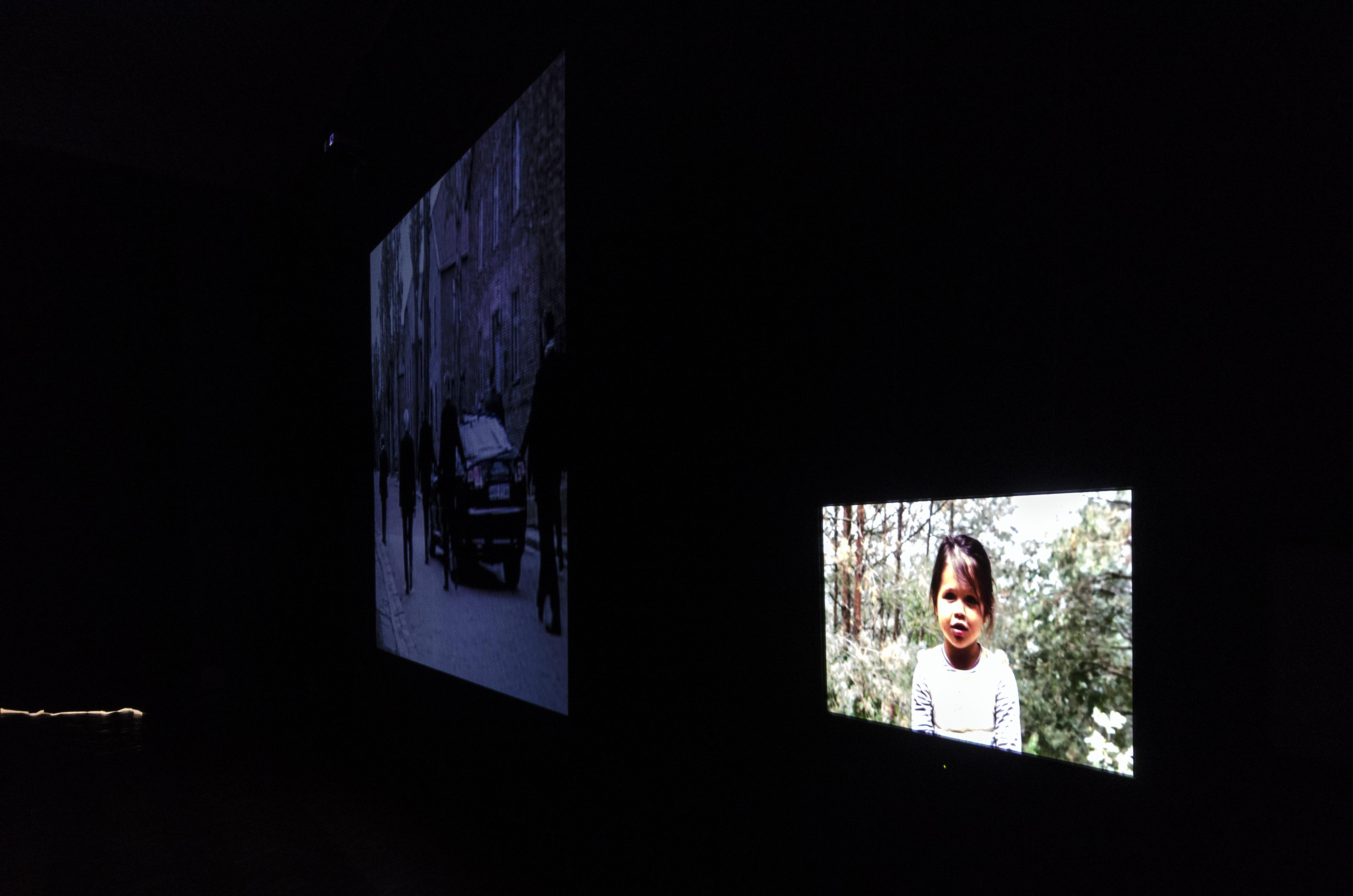 widok wystawy, dzięki uprzejmości Galerii Labirynt