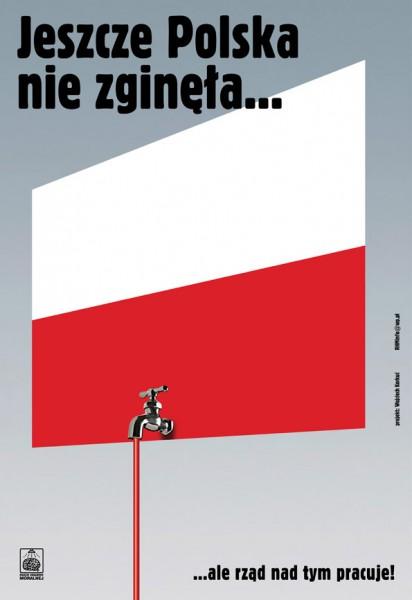 Plakat Wojciecha Korkuca