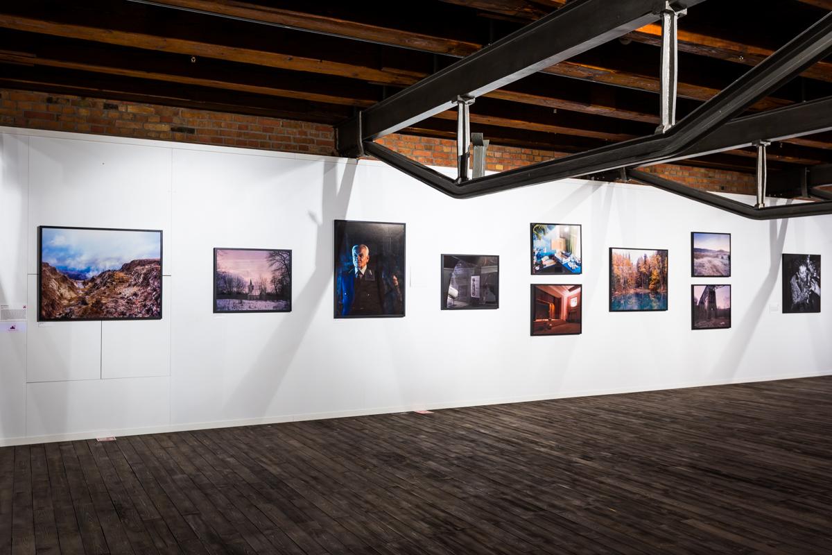 Poznań Photo Diploma Award, widok wystawy, fot.Marek Zakrzewski