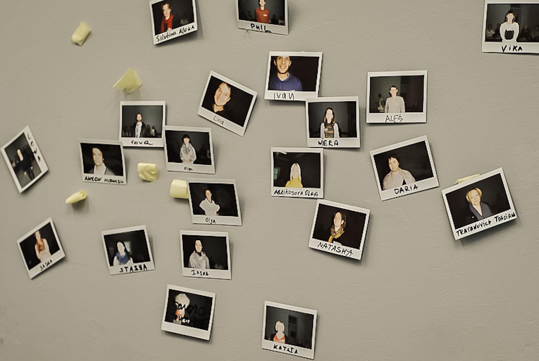 projekt Partnerstwo Wschodnie - warsztaty fotograficzne wMińsku