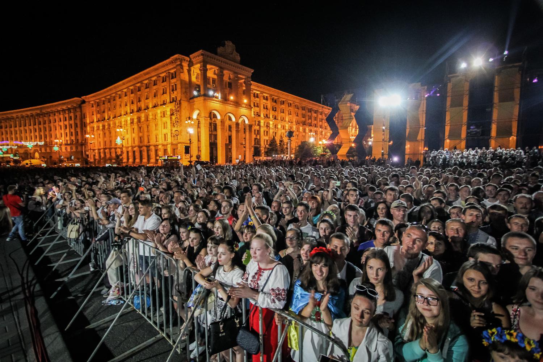 koncert naMajdanie, fot.Stanislav Baranets © Instytut Adama Mickiewicza