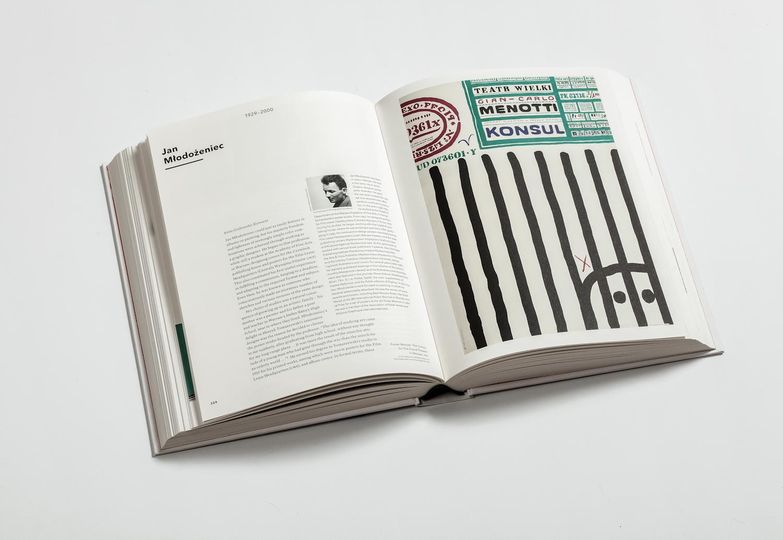 publikacja Very Graphic. Polish Designers of the 20th Century