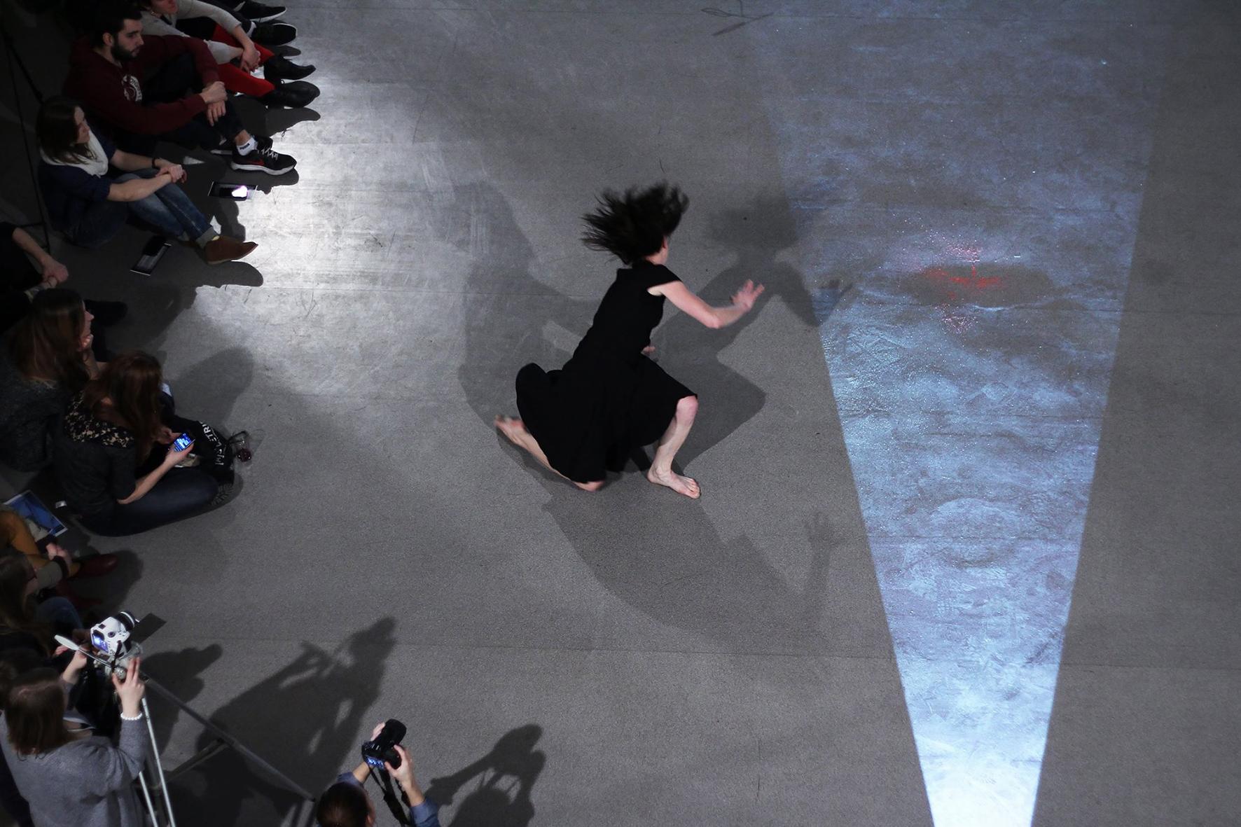 Performance Magdy Grzybowskiej, Imagine, fot.Agnieszka Smutek