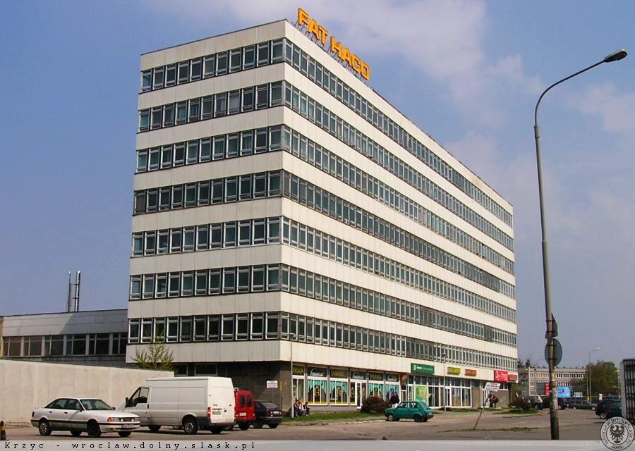 Hala Fabryki Automatów Tokarskich (FAT HACO) Grabiszyńska 281, Wrocław
