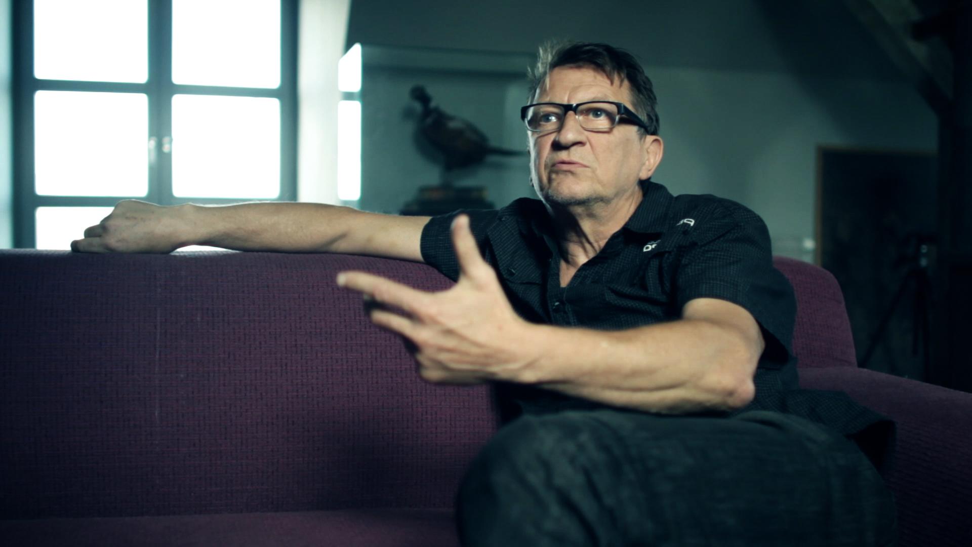 Elvin Flamingo, Wytwórcy wyobraźni, kadr zfilmu (Grzegorz Klaman)