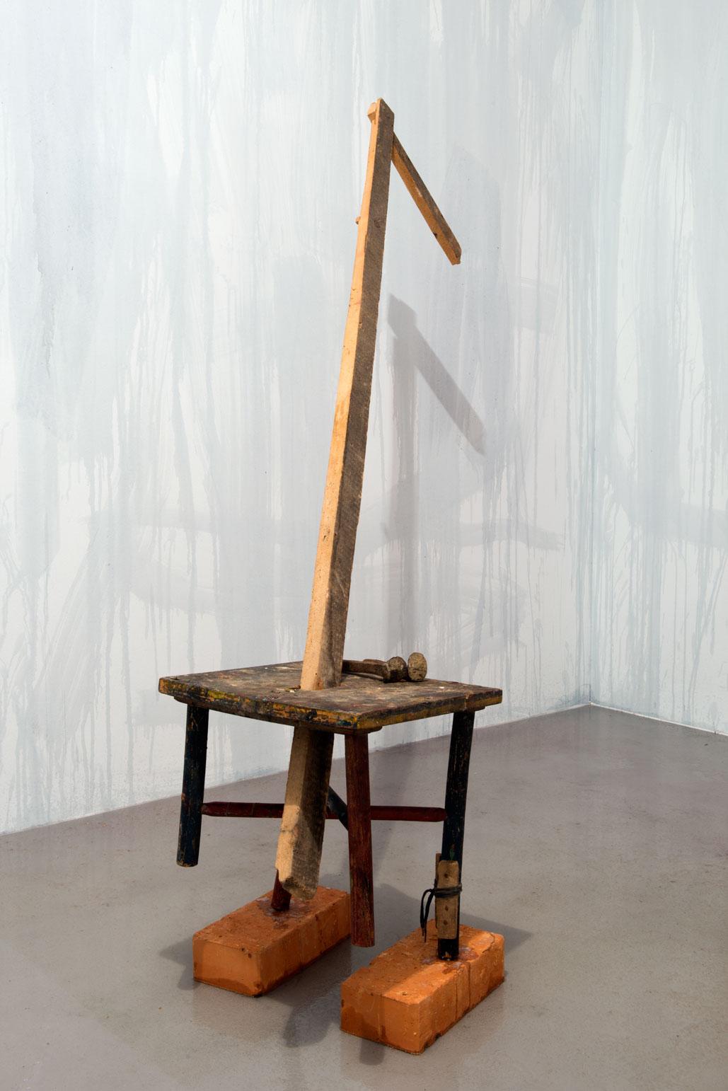 Andrij Sahajdowski, Pokój, instalacja, 2015