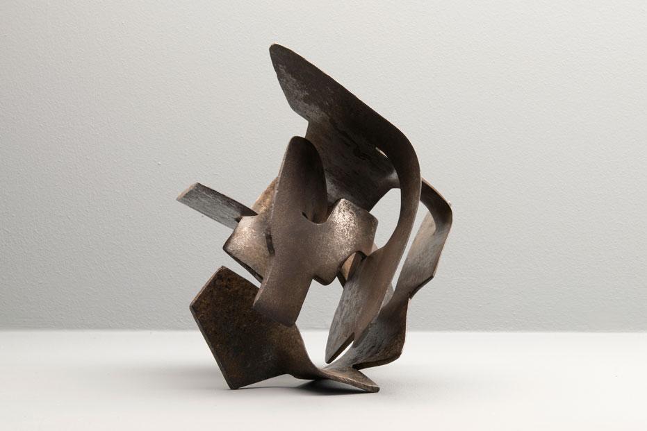 Eduardo Chillida, Lorea, żelazo, 1960