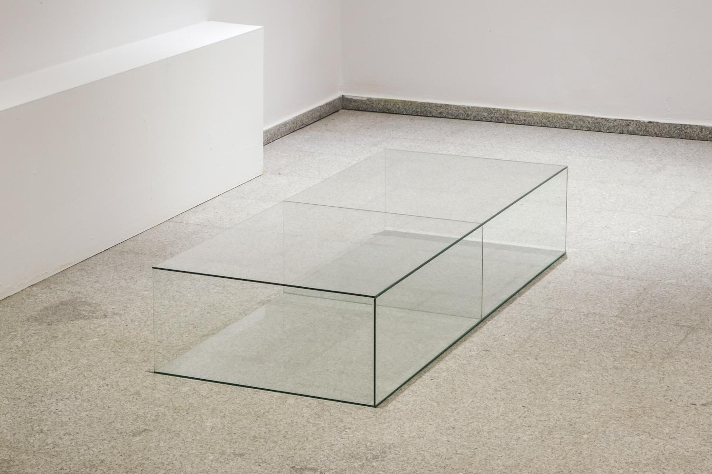 Display displacement, widok wystawy