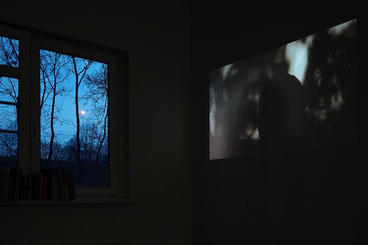 Krzysztof Maniak, Koniec jesieni, 2016, dzięki uprzejmości BWA Warszawa