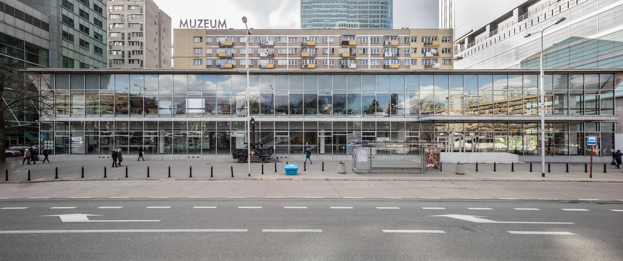 Muzeum Sztuki Nowoczesnej, fot.Ernest Wińczyk