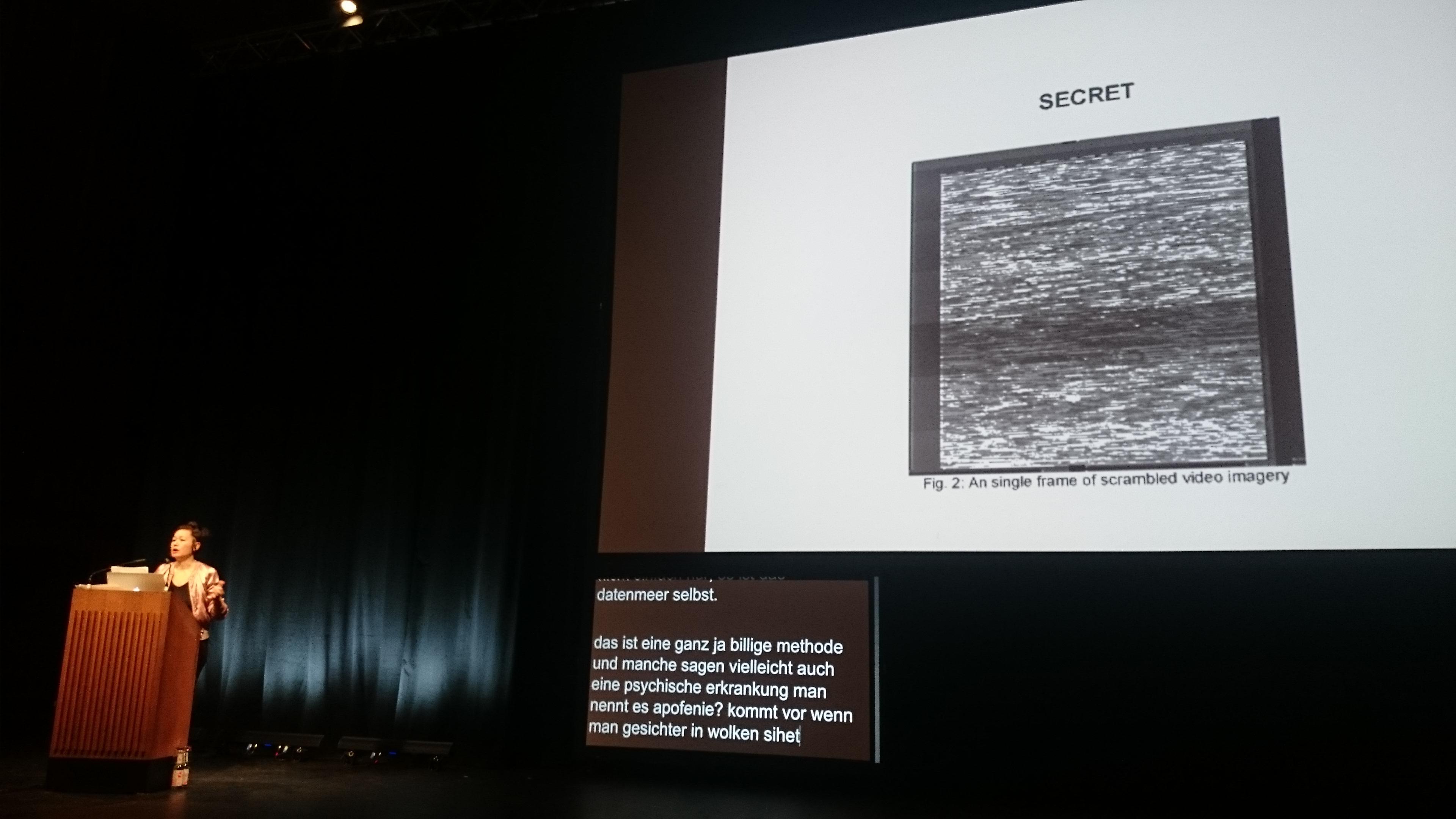 Keynote Conversation: Anxious toAct, występuje Hito Steyerl