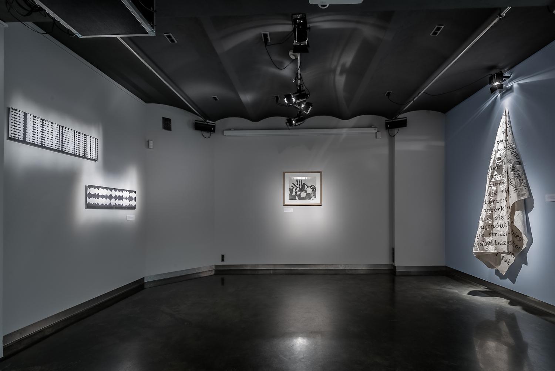 Technolog, widok wystawy