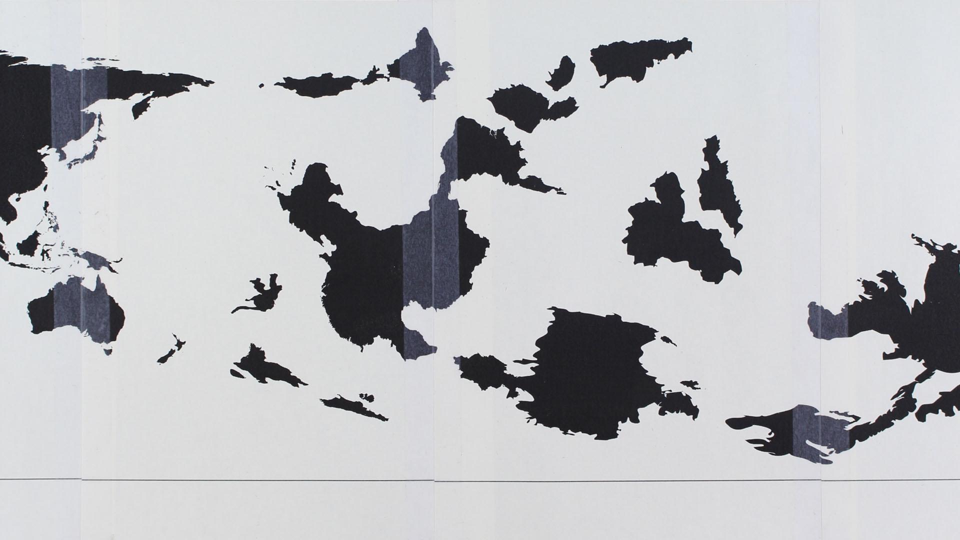 Piotr Bosacki, Mapa