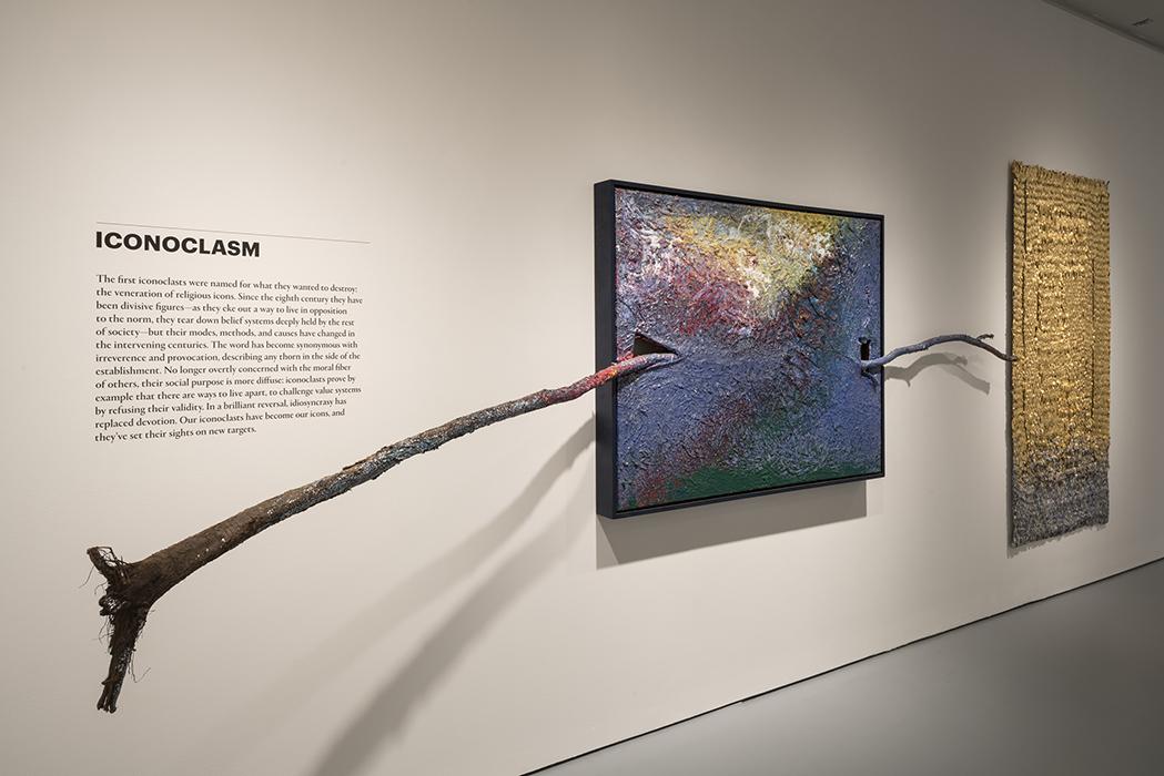 Unorthodox, widok wystawy