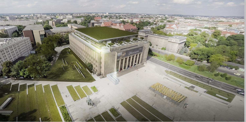 Projekt Gmachu Głównego, Stelmach iPartnerzy