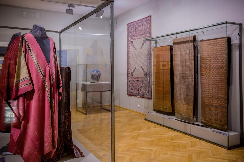 Niech żyje sztuka, kolekcja Feliksa Jasieńskiego, widok ekspozycji