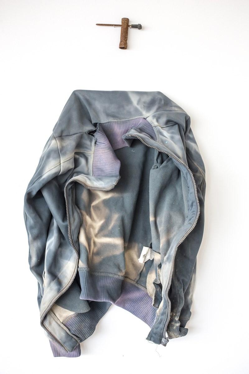 Sislej Xhafa, Medusa Archive, technika mieszana, 2014, dzięki uprzejmości artysty iGalerii Blain Southern