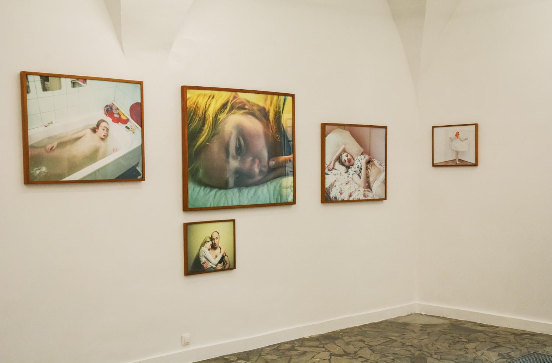 """""""Imago"""", widok naprace Anny Grzelewskiej"""