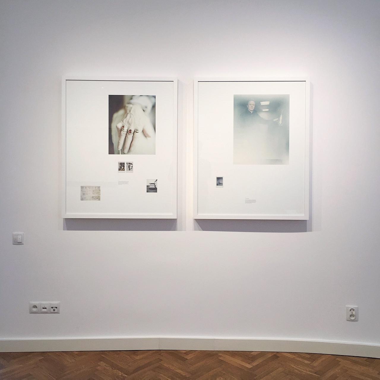 Weather Permitting, widok wystawy