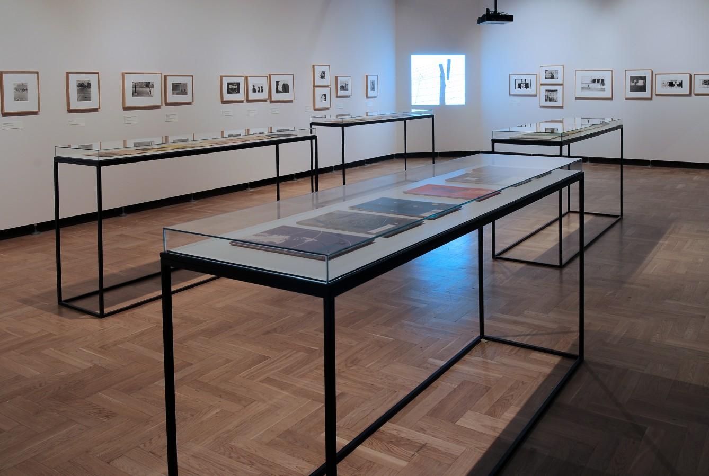 Wojciech Zamecznik, Foto-graficznie, widok ekspozycji