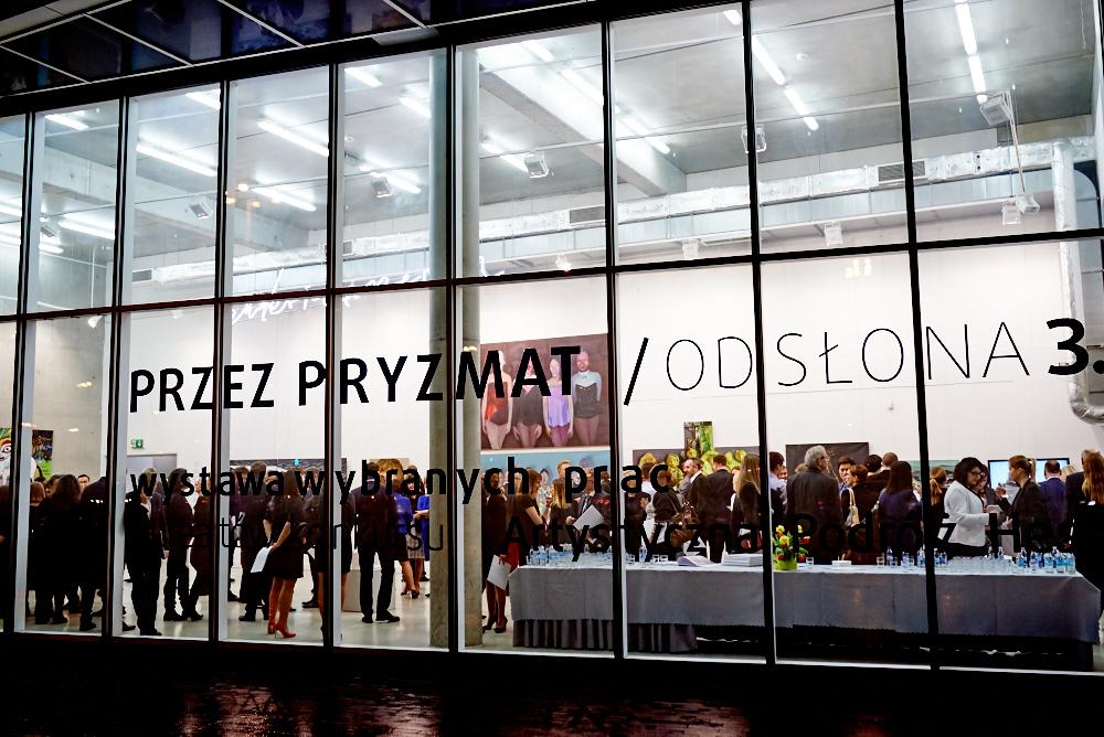 Przez Pryzmat. Odslona 3, galeria Neon, Wroclaw, 2016