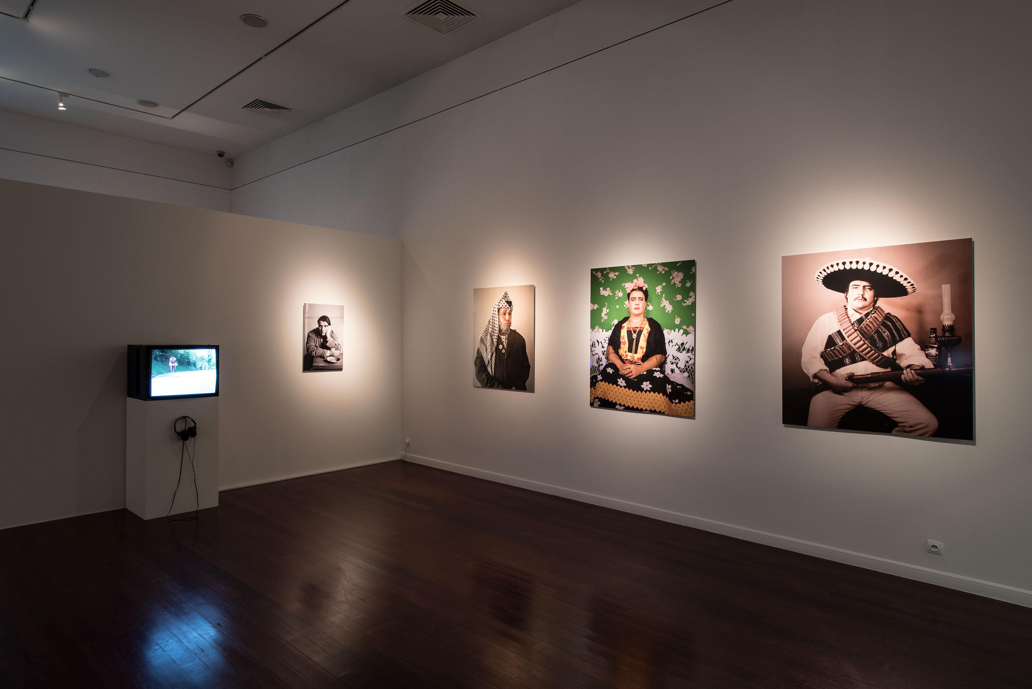 Wobec awangardy XX wieku, widok wystawy