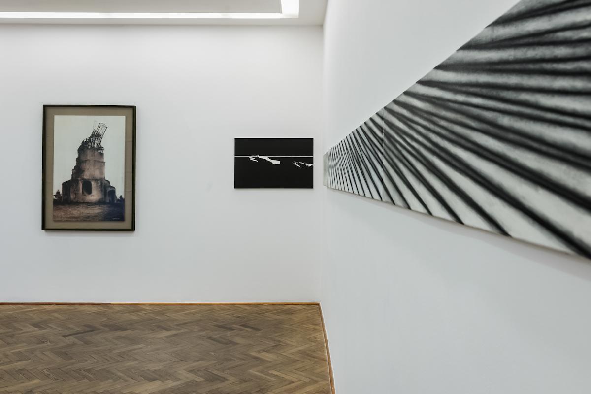 Zbigniew Gostomski, Wieża Babel 2011; Linia łamana zmierzajaca ku nieskończoności 2016
