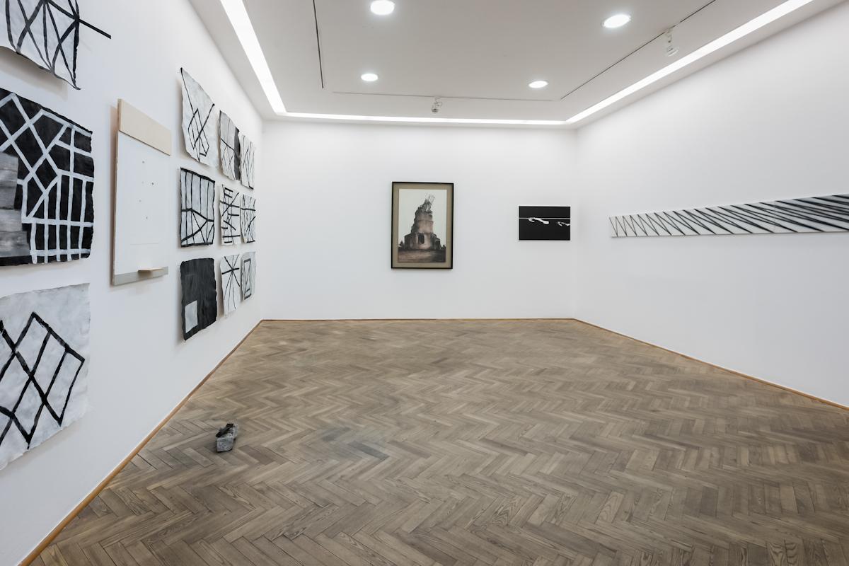 Miejsce, Odsłona I, widok wystawy